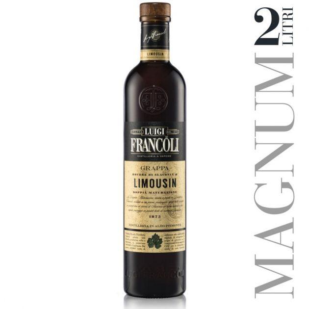 GRAPPA Luigi Francoli LIMOUSIN - 2000ml