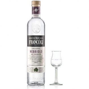 GRAPPA Luigi Francoli NEBBIOLO -700ml