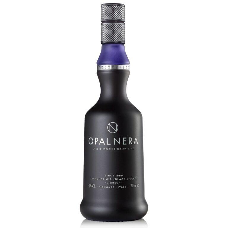 OPAL NERA Sambuca with Black Spices LIQUEUR -700ml