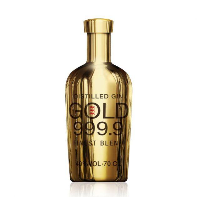 GIN GOLD 999.9 - 700ml