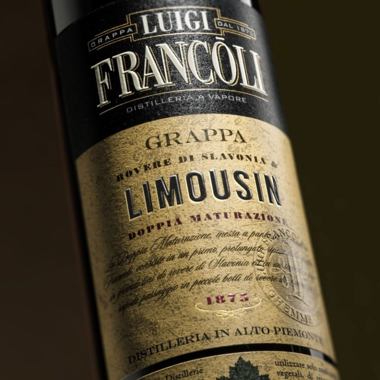 GRAPPA Luigi Francoli LIMOUSIN -700ml