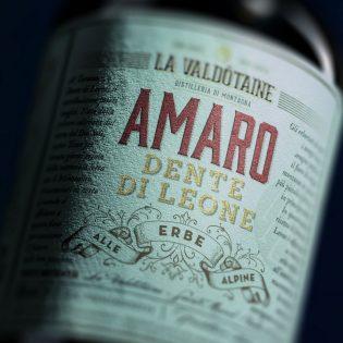 AMARO DENTE DI LEONE La Valdotaine -1000ml Gift Tube