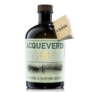 GIN ACQUEVERDI La Valdotaine -1000ml