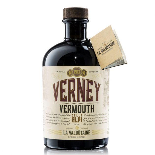 VERMOUTH VERNEY La Valdotaine -1000ml