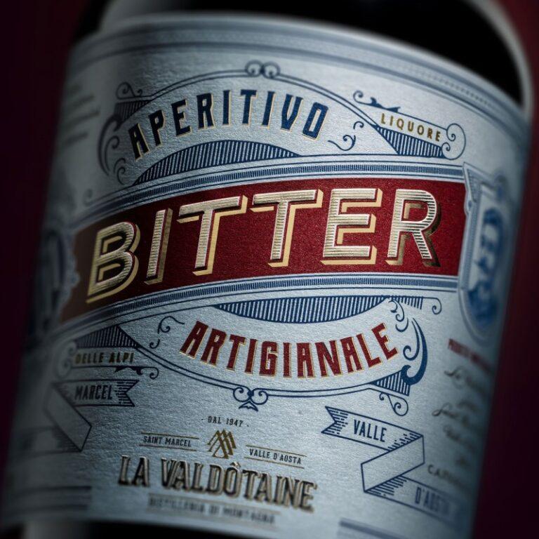 BITTER ARTIGIANALE La Valdotaine -1000ml