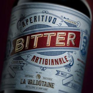BITTER ARTIGIANALE La Valdotaine -1000ml Gift Tube